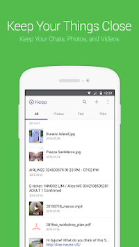 LINE: Free Calls & Messages APK screenshot thumbnail 7