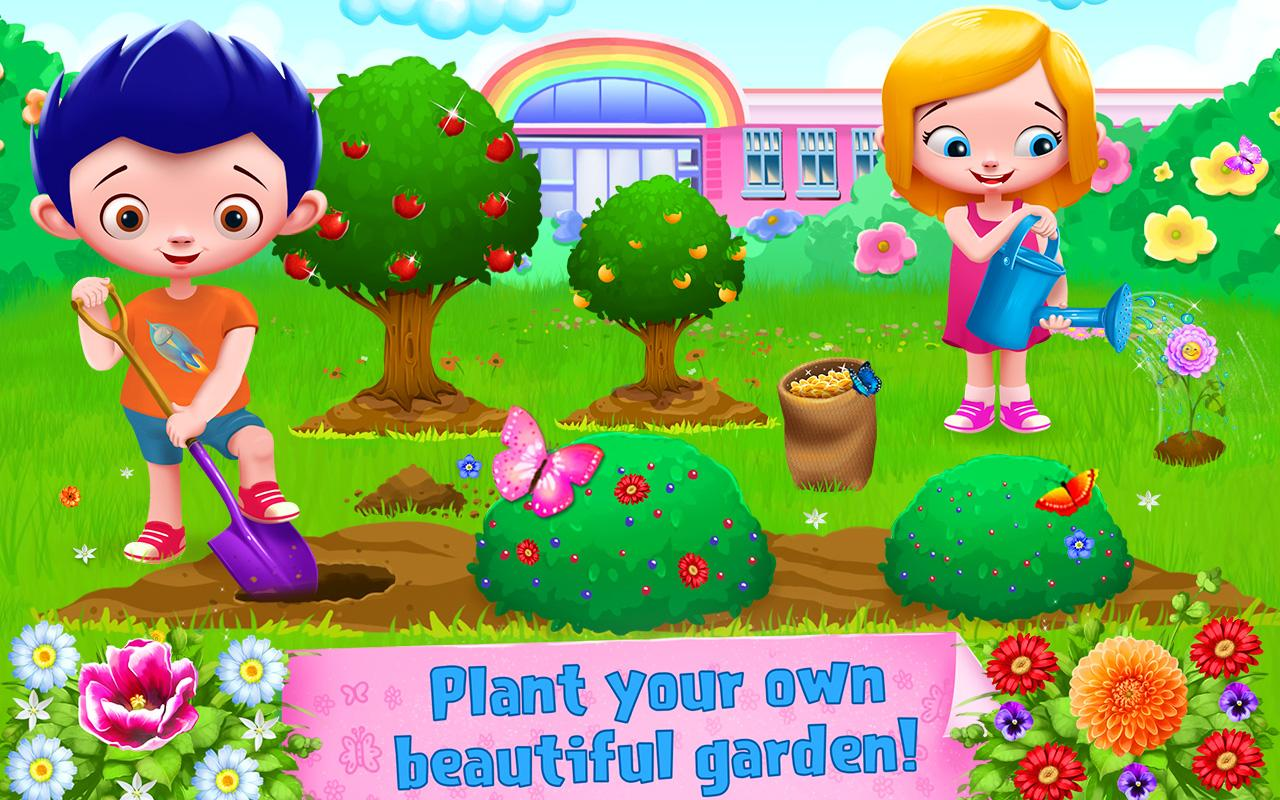 Kindergarten Kids-Play All Day Screenshot 13
