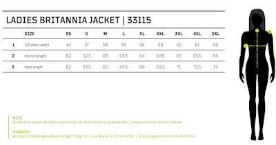 Ladies Britannia Jacket - Brandit - оливковый