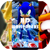 HD Wallpapers for Sonic Hedgehog's fans