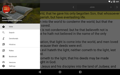 Bible Offline - Holy Word APK for Blackberry