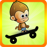 Baby Monkey Skate Run file APK Free for PC, smart TV Download
