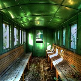 Baranja, Croatia. by Željko Salai - Transportation Trains
