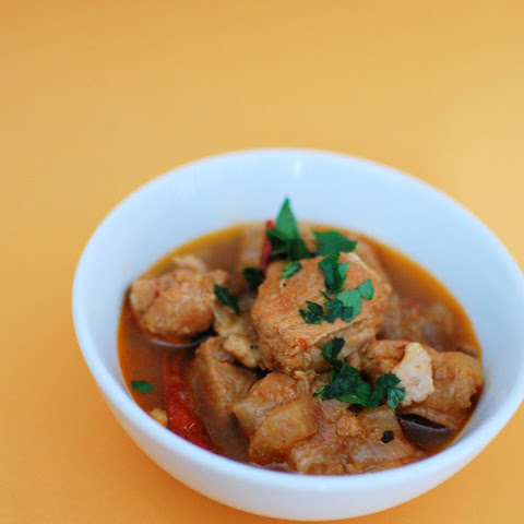 Chipotle Pork Stew
