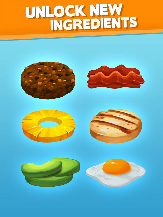 Sky Burger Screenshot 8