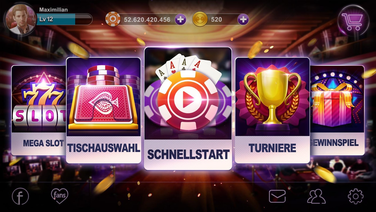 Poker Deutschland Screenshot 16