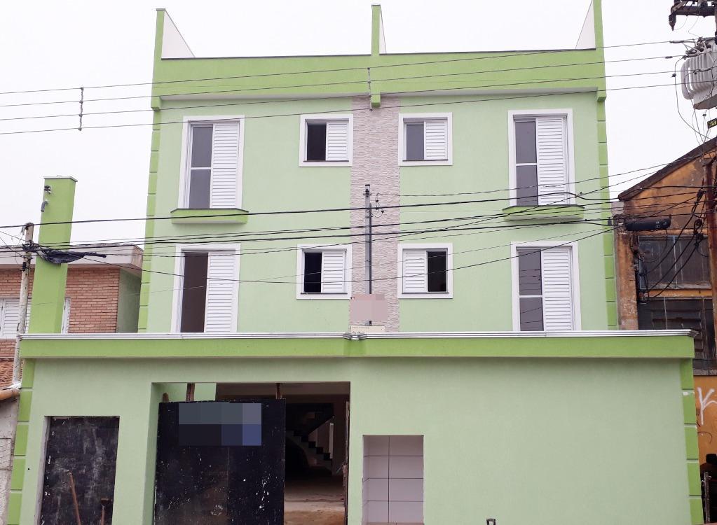Apartamento Vila América, Santo André (ap1755)