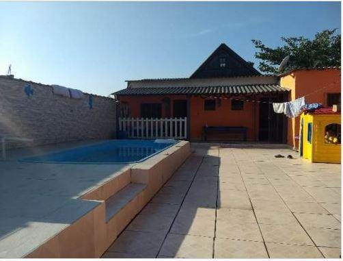 Casa com 2 dormitórios à venda, 100 m² por R$ 160.000 - Jardim São Fernando - Itanhaém/SP