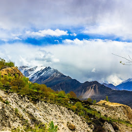 by Muhammad Awais - Landscapes Mountains & Hills ( hunza )