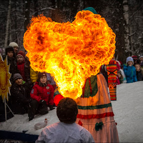 Shrovetide by Alexey Petrov - News & Events World Events ( pwccandidcelebrations )