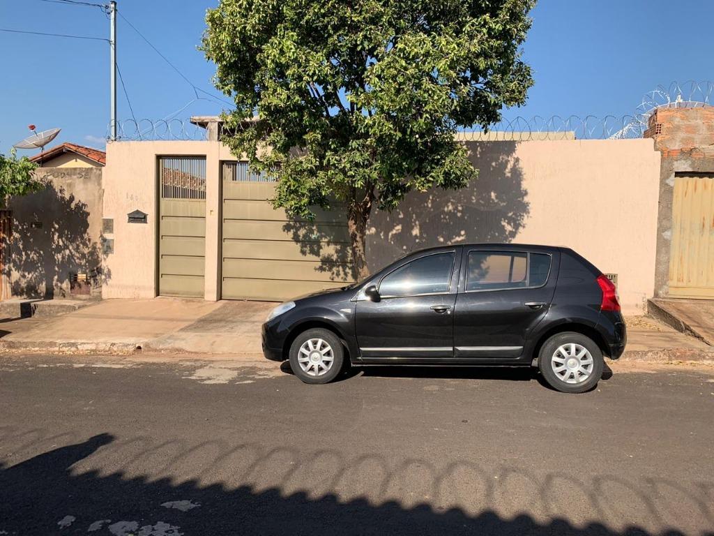 Casa com 3 dormitórios à venda, 60 m² por R$ 180.000,00 - Residencial Morada Du Park - Uberaba/MG