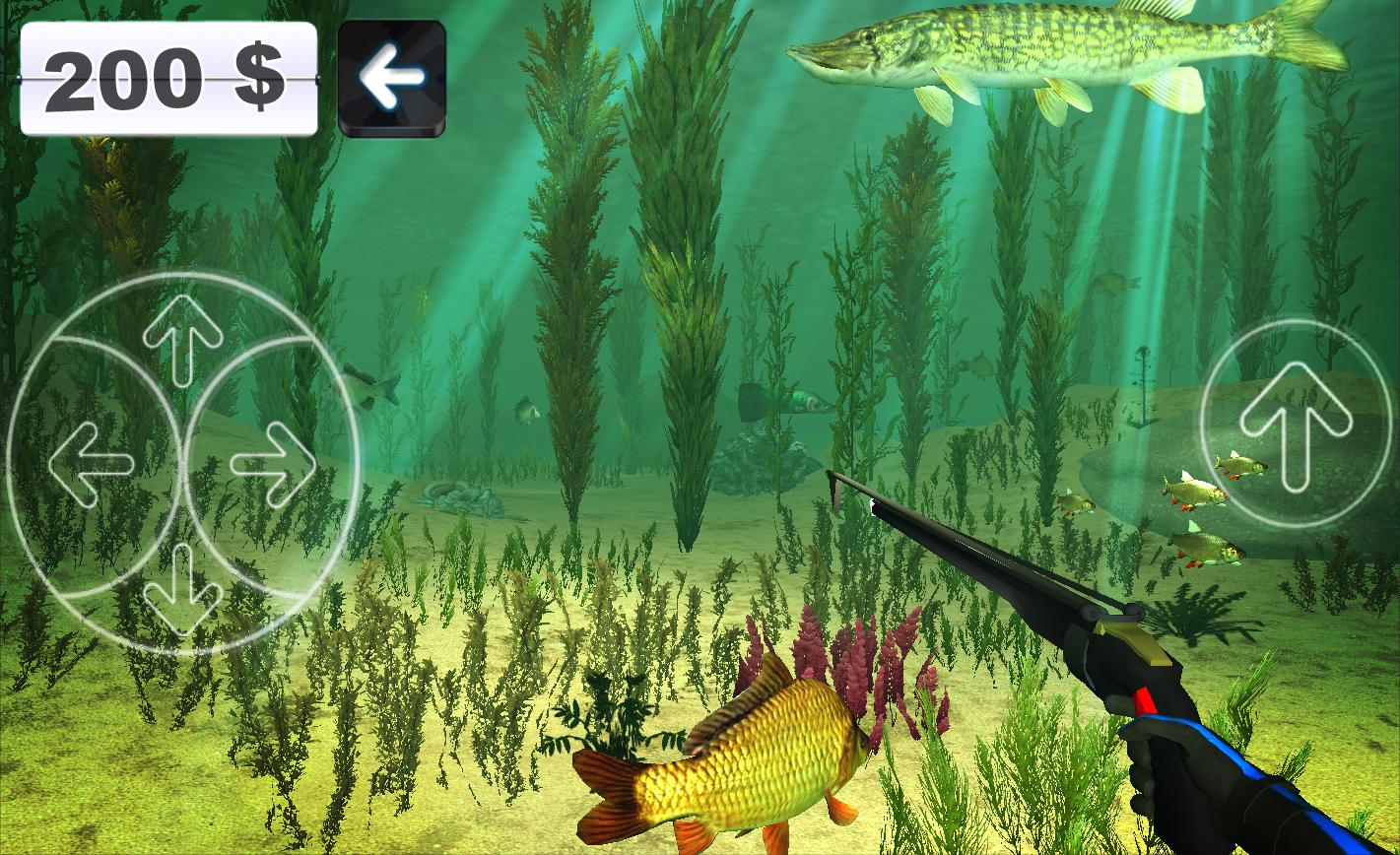 Spearfishing 3D Screenshot 0