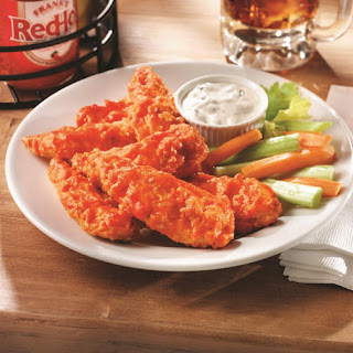 Baked Buffalo Chicken Tenders Recipes