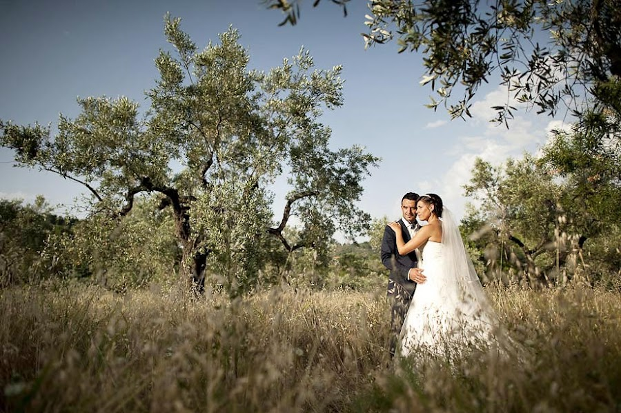 Nature by Magnus Bogucki - Wedding Bride & Groom ( wedding, couple )