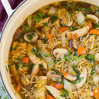 Mince Cabbage Chicken Noodle Soup Recipes