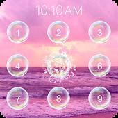 Lock screen bubbles APK for Bluestacks