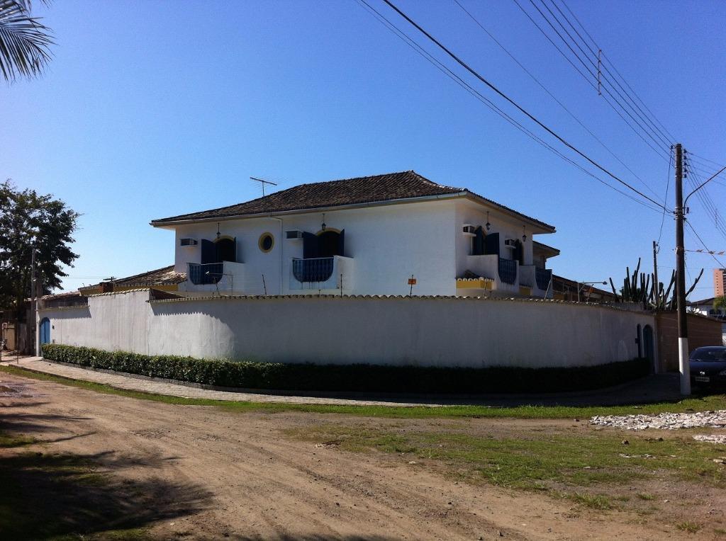 Casa residencial à venda, Enseada, Guarujá - CA0140.