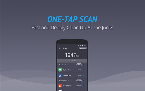 AMC Security - Clean & Boost for Lollipop - Android 5.0