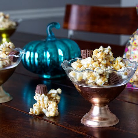 Reeses Peanut Butter Popcorn