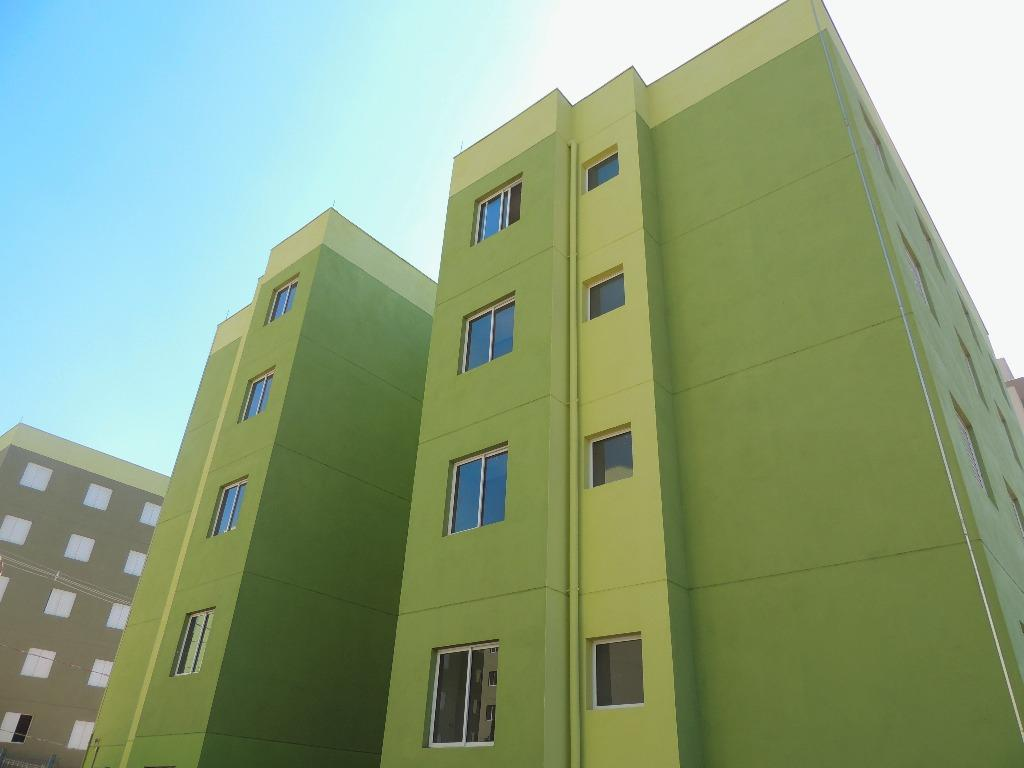 Apartamento de 2 dormitórios em Paraíso (Polvilho), Cajamar - SP