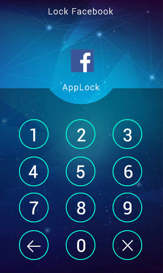 AppLock Space Pro Screenshot 1