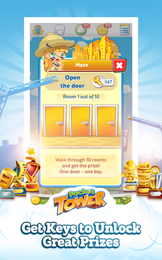 Pocket Tower Screenshot 4