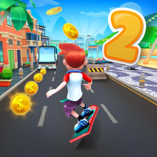 Bus Rush 2 Multiplayer APK Cracked Download