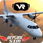 VR Army Plane Sim Rescue Fun Icon