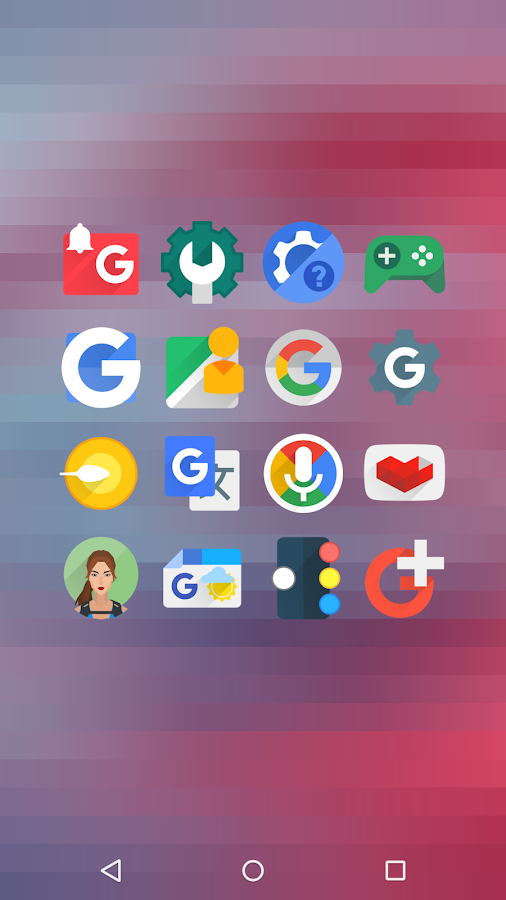 Rewun - Icon Pack Screenshot 9