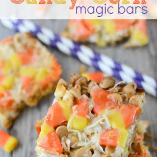 Candy Corn Bars Recipes