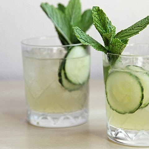 Green Tea Lime Cooler