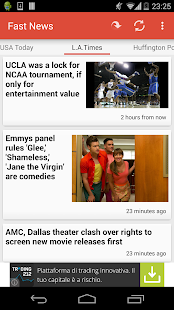 Fast News APK for iPhone
