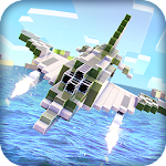 Absolute Block Plane Cube Wars 1.0.4 Apk