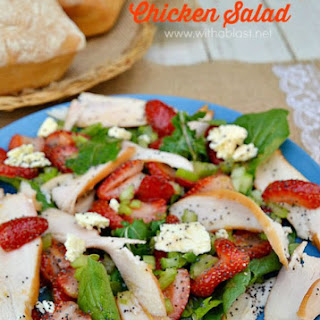 Rocket Salad Chicken Recipes