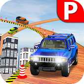 APK Game Prado City Drive Stunt Parking for BB, BlackBerry