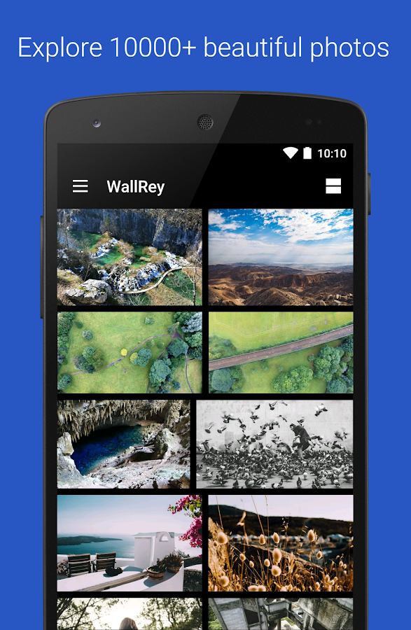 WallRey - Elegant HD wallpaper Screenshot 0