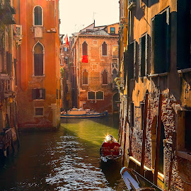 venise by Christian Heitz - City,  Street & Park  Historic Districts