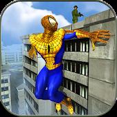 Super Spider Hero Secret Mission:Spider Homecoming APK for Bluestacks