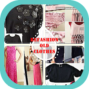 DIY Refashion Old Clothes