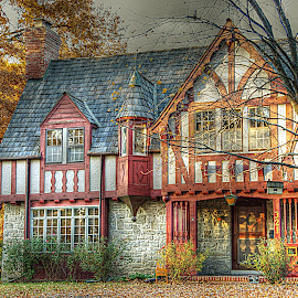 by Karen McKenzie McAdoo - Buildings & Architecture Homes