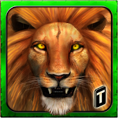 Game Ultimate Lion Adventure 3D APK for Kindle