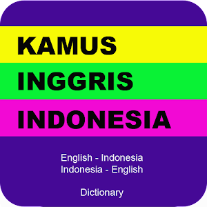 bahasa indonesian to english dictionary free download