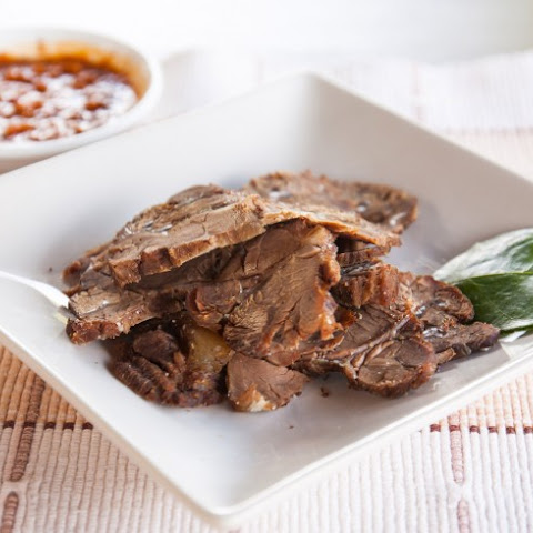 Slow Cooker Beef Brisket in Beer