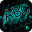 ABC Keyboard - Cool Themes and GIFs By TouchPal