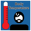 Free Body Temperature Indicator Thermometer Prank APK for Windows 8