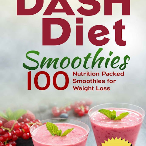 DASH Diet Smoothies for Weight Loss