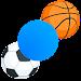 X Messenger Ball Icon