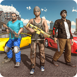 Download Grand Wars Miami Crime Games For PC Windows and Mac