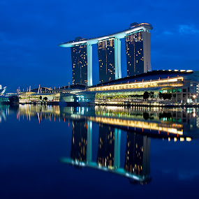 Marina Bay Sands Singapore by Tim Teo - Buildings & Architecture Other Exteriors