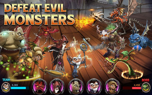 DragonSoul - Online RPG screenshot 1